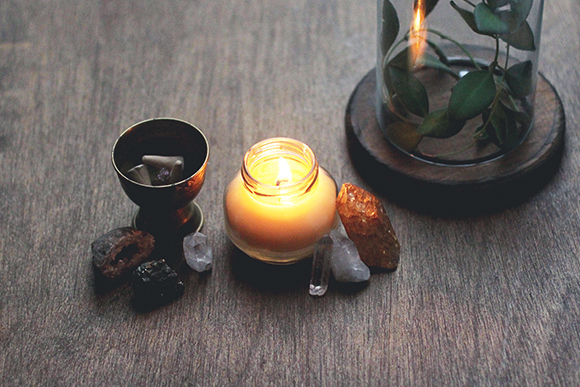 How to Make Massage Candles