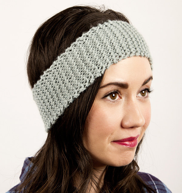 Newbie Knit Headband