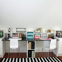 Office Desk Ideas That You Can DIY